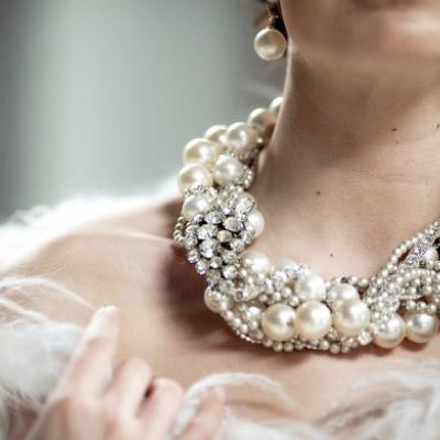 Statement Necklaces for the Bride!