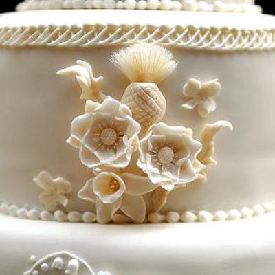 كيكة زفافك مستوحاة من كيكات زفاف المشاهير
