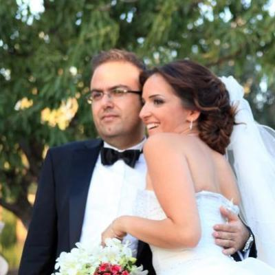 Confessions of a Real Bride: Luma Karadsheh