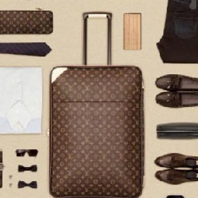 The Art of Packing for Men