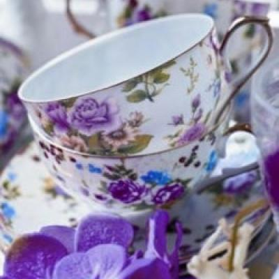 It's Tea Time: Teacups and Teapots for Your Wedding