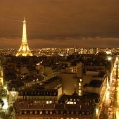 Honeymoon Destination: Paris!
