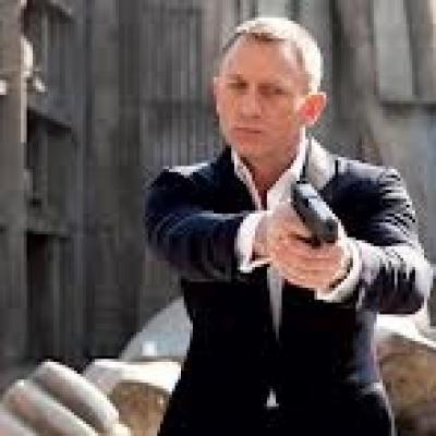 Groom Inspiration: James Bond