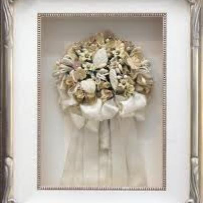 Freeze Your Wedding Bouquet