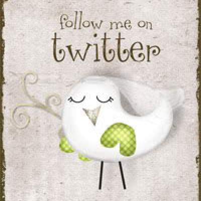 A Twitter Party Theme to Follow
