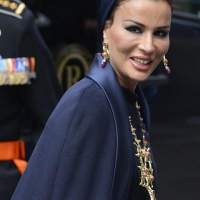 Your Ramadan Look Inspiration: Sheikha Mozah