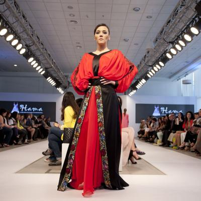 A Chit Chat With Arabia Weddings: Fashion Designer Hama Hinnawi