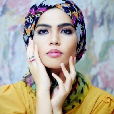 Fashionable Turbans for Ramadan