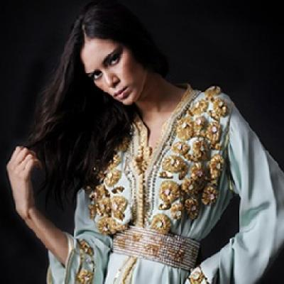 A Chit Chat with Arabia Weddings: Fashion Designer Zineb Lyoubi Idrissi