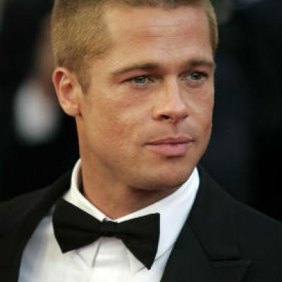 Groom Inspiration: Brad Pitt
