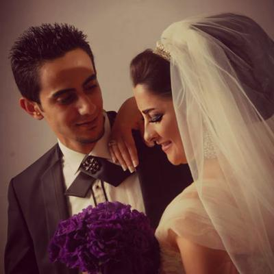 Confessions of a Real Bride: Faten Haymour