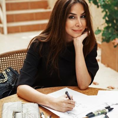A Chit Chat with Arabia Weddings: Farah Asmar
