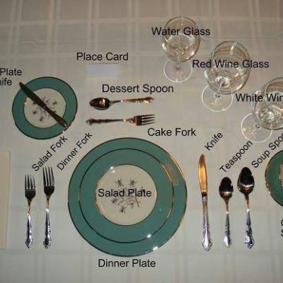 Your Wedding Table Setting Guide
