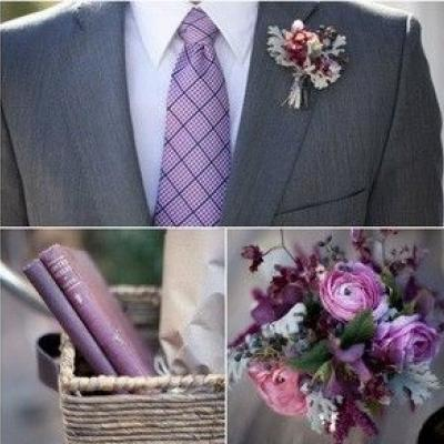Your Wedding in Colors: Radiant Orchid