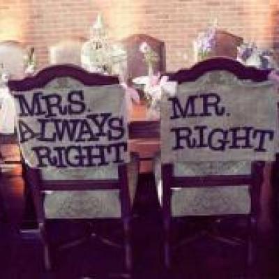 أفكار رائعة لحفل زفاف غير تقليدي