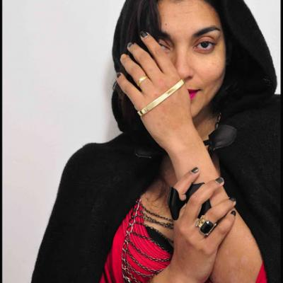 The Palm Cuff for The Arab Fashionista