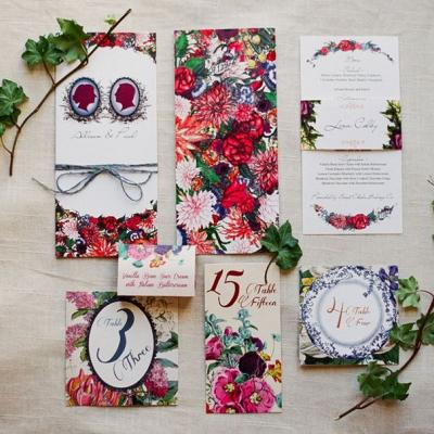 Floral Wedding Inspiration for Your 2014 Spring Wedding