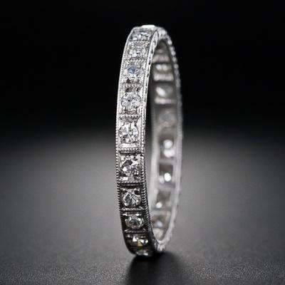 Eternity Rings to Celebrate Your Eternal Love