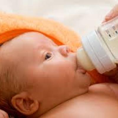 Baby Basics: Bottle Feeding