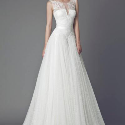 """Tony Ward's 2015 Bridal Collection """" A Leaf Of Faith"""""""