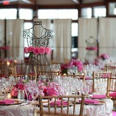 A Fashion Wedding Theme