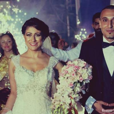 Confessions of a Real Bride: Dina Shreim