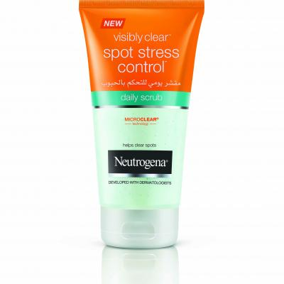 Stressed Out About Spots On Your Big Day? Here's a Little Help from Neutrogena