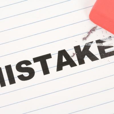 6 Mistakes Brides Always Make When Planning Their Wedding