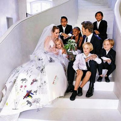 6 Most Memorable Celebrity Wedding Pictures of 2014