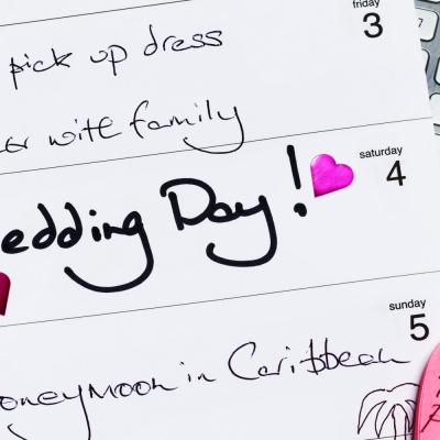 How to Prepare for Your Wedding Day