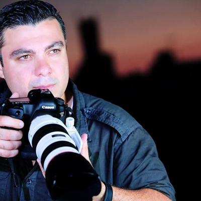 مقابلة مع المصور اللبناني جورج شحود