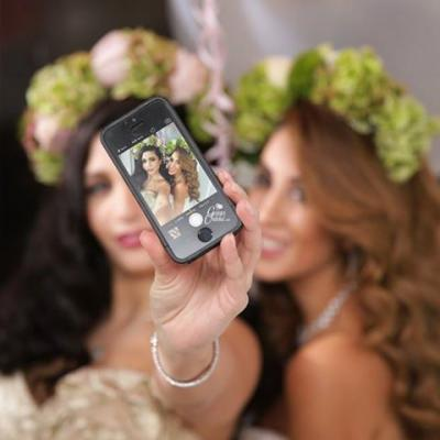 Wedding Selfies Ideas