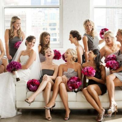 Dress Trends for Bridesmaids for Your 2015 Wedding