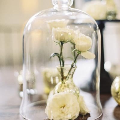Adding Cute Bell Jars to Your Wedding