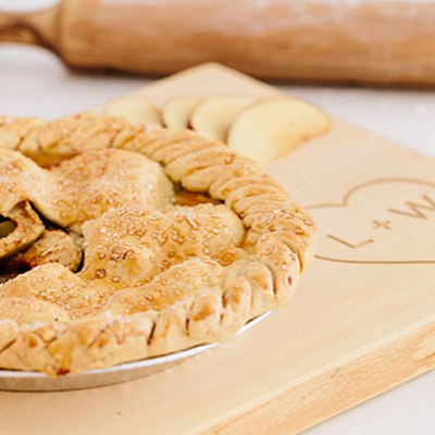 The Apple Pie Recipe From Lauren Conrad's Wedding