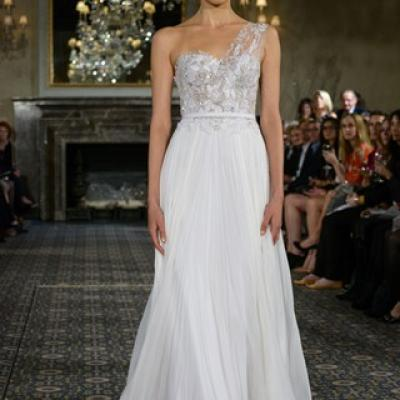 Mira Zwillinger's Spring 2016 Bridal Collection at New York Bridal Market 2015
