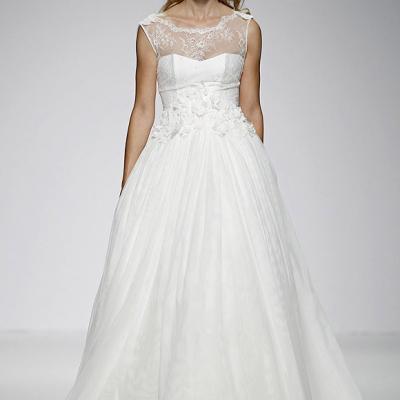 أسبوع برشلونة لأزياء الزفاف 2015: آنا توريس