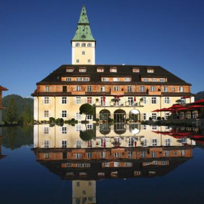 Your Honeymoon Destination: Schloss Elmau in Germany