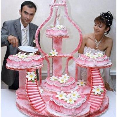 5 Strange Wedding Ideas You Will Laugh At