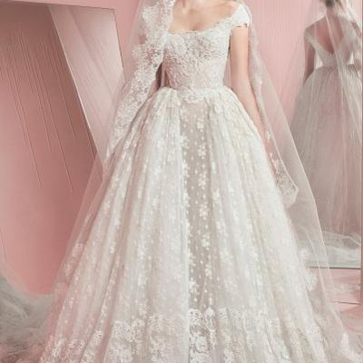 Discover the Magnificent Bridal Collection of Zuhair Murad for Spring/Summer 2016