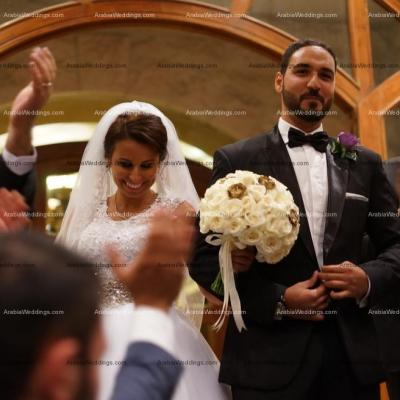 Confessions of a Real Bride: Christina Fahmawi