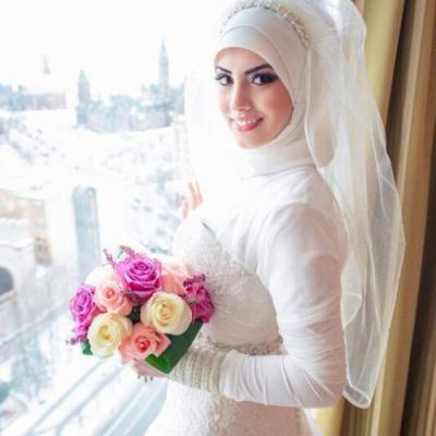 Bridal Hijab Tips and Trends For A Unique Bridal Look