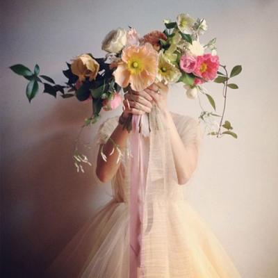 15 Wildflower Wedding Bouquets
