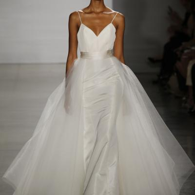 Amsale's Fall 2016 Bridal Collection at New York Bridal Week