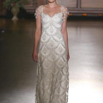 The Top Wedding Dress Trends To Follow From New York Bridal Week