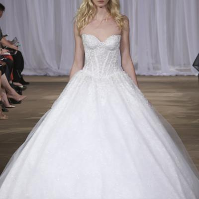 Ines Di Santo's Fall 2016 Bridal Collection at New York Bridal Week