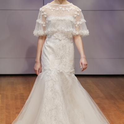 Rivini by Rita Vinieris Bridal Fall 2016 Collection at New York Bridal Week