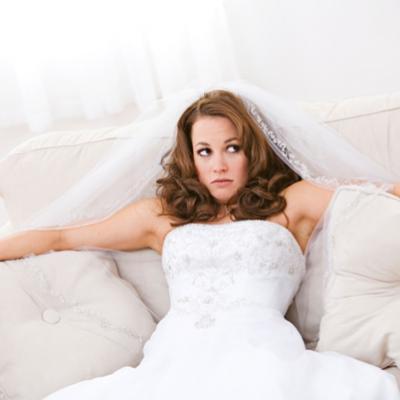 مشاكل قد تواجه العروس خلال حفل الزفاف