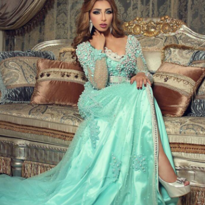 Kaftan Inspiration For Your Katb Ktab Inspired By Donia Batma