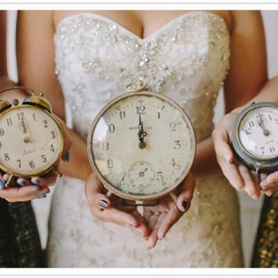 نصائح لتحظي بحفل زفاف أحلامك في ليلة رأس السنة